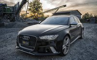 2013 O.CT Tuning Audi RS 6 wallpaper 2560x1600 jpg