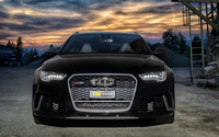 2013 O.CT Tuning Audi RS 6 [2] wallpaper 2560x1600 jpg