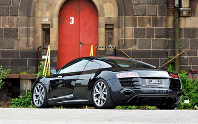 2013 Ok-chiptuning Audi R8 wallpaper