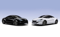 2013 Peugeot RCZ Magnetic wallpaper 2560x1600 jpg