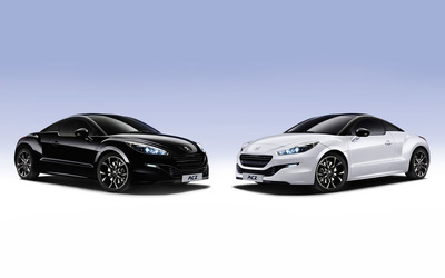 2013 Peugeot RCZ Magnetic wallpaper