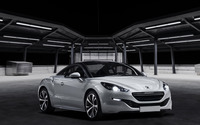 2013 Peugeot RCZ Sports Coupe wallpaper 1920x1200 jpg