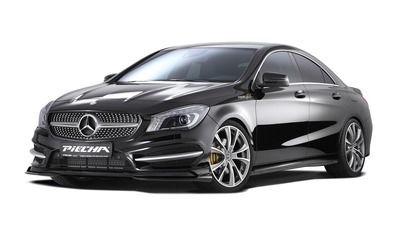2013 Piecha Design Mercedes-Benz CLA GT-R wallpaper