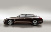 2013 Porsche Panamera Platinum Edition wallpaper 1920x1200 jpg
