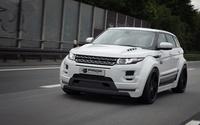 2013 Prior Design Land Rover Range Rover Evoque on the street wallpaper 1920x1200 jpg