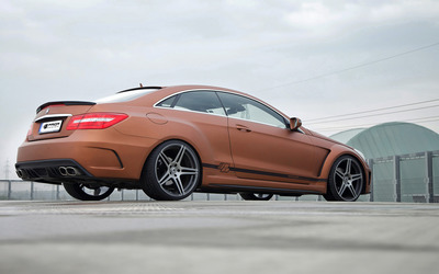 2013 Prior Design Mercedes-Benz E-Class Coupe [2] wallpaper