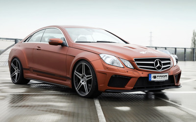 2013 Prior Design Mercedes-Benz E-Class Coupe wallpaper