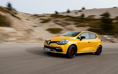 2013 Renault Clio RS 200 wallpaper