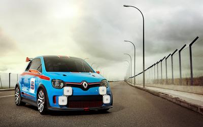 2013 Renault Twin'Run Concept [3] wallpaper
