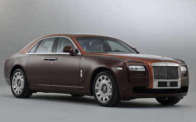 2013 Rolls-Royce One Thousand wallpaper