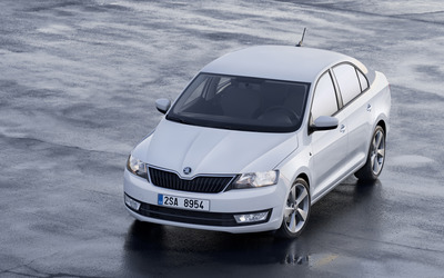 2013 Skoda Rapid wallpaper