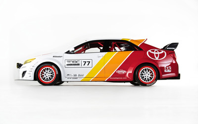 2013 Toyota CamRally Camry wallpaper