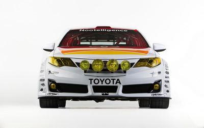 2013 Toyota CamRally Camry [2] wallpaper