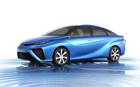 2013 Toyota FCV [3] wallpaper 2560x1600 jpg