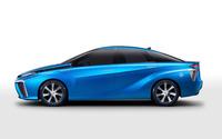 2013 Toyota FCV [2] wallpaper 2560x1600 jpg