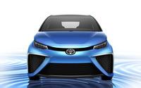 2013 Toyota FCV [4] wallpaper 2560x1600 jpg