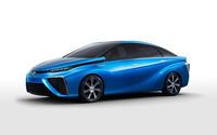 2013 Toyota FCV Concept wallpaper 2560x1600 jpg