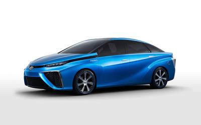 2013 Toyota FCV Concept wallpaper
