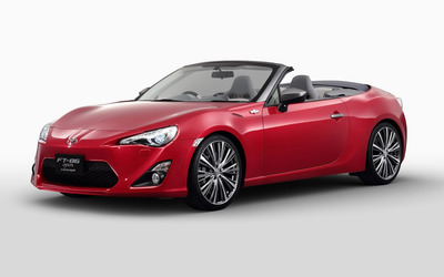 2013 Toyota FT-86 Open Concept wallpaper