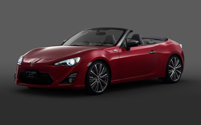 2013 Toyota FT-86 Open Concept [2] wallpaper