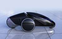 2013 Toyota FV2 Concept wallpaper 2560x1600 jpg