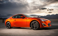 2013 Toyota Scion FR-S wallpaper 2560x1600 jpg