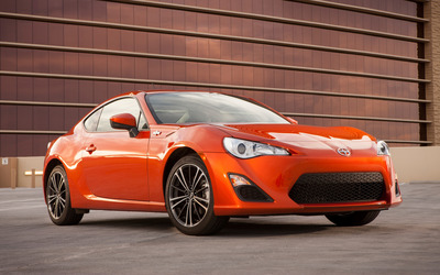 2013 Toyota Scion FR-S [5] wallpaper