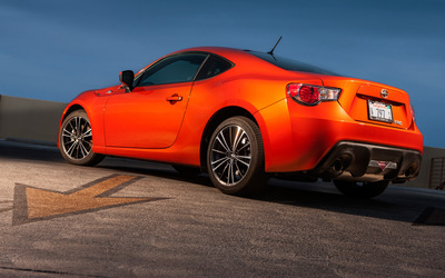 2013 Toyota Scion FR-S [6] wallpaper