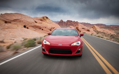 2013 Toyota Scion FR-S [11] wallpaper
