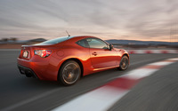 2013 Toyota Scion FR-S [8] wallpaper 2560x1600 jpg