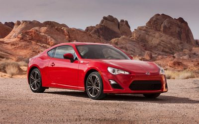 2013 Toyota Scion FR-S [2] wallpaper