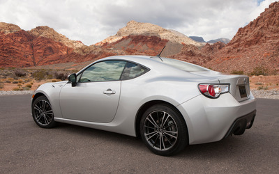 2013 Toyota Scion FR-S [4] wallpaper