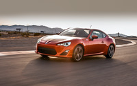 2013 Toyota Scion FR-S [10] wallpaper 2560x1600 jpg