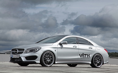 2013 Vaeth Mercedes-Benz CLA V25 wallpaper