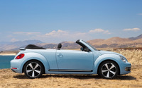2013 Volkswagen Beetle Cabriolet Special Editions wallpaper 1920x1200 jpg