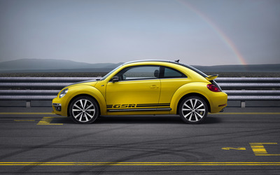 2013 Volkswagen Beetle GSR wallpaper