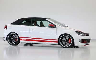 2013 Volkswagen Golf GTI [2] wallpaper