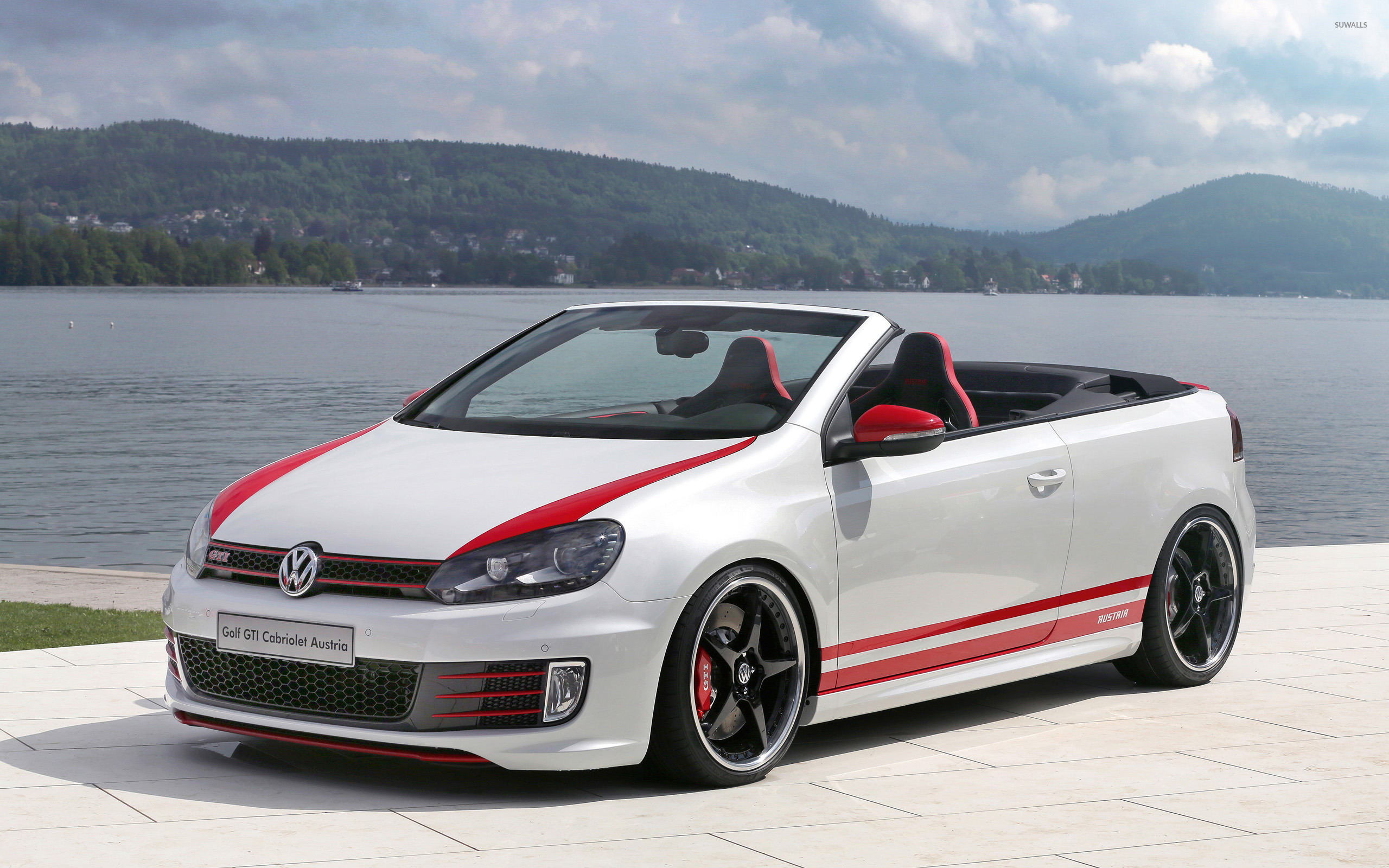 2013 Volkswagen Golf GTI Wallpaper