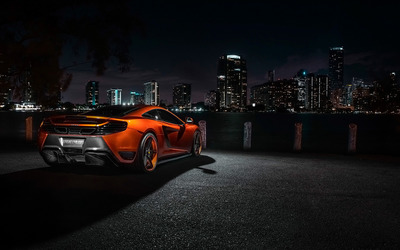 2013 Vorsteiner McLaren MP4-VX [5] wallpaper