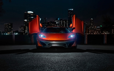 2013 Vorsteiner McLaren MP4-VX [3] wallpaper