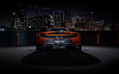 2013 Vorsteiner McLaren MP4-VX [6] wallpaper