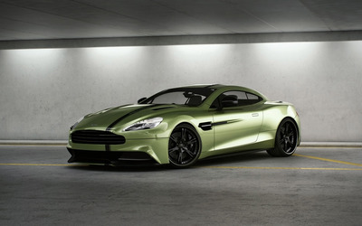 2013 Wheelsandmore Aston Martin Vanquish wallpaper