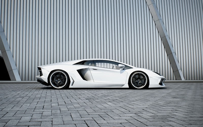 2013 Wheelsandmore Lamborghini Aventador [5] wallpaper
