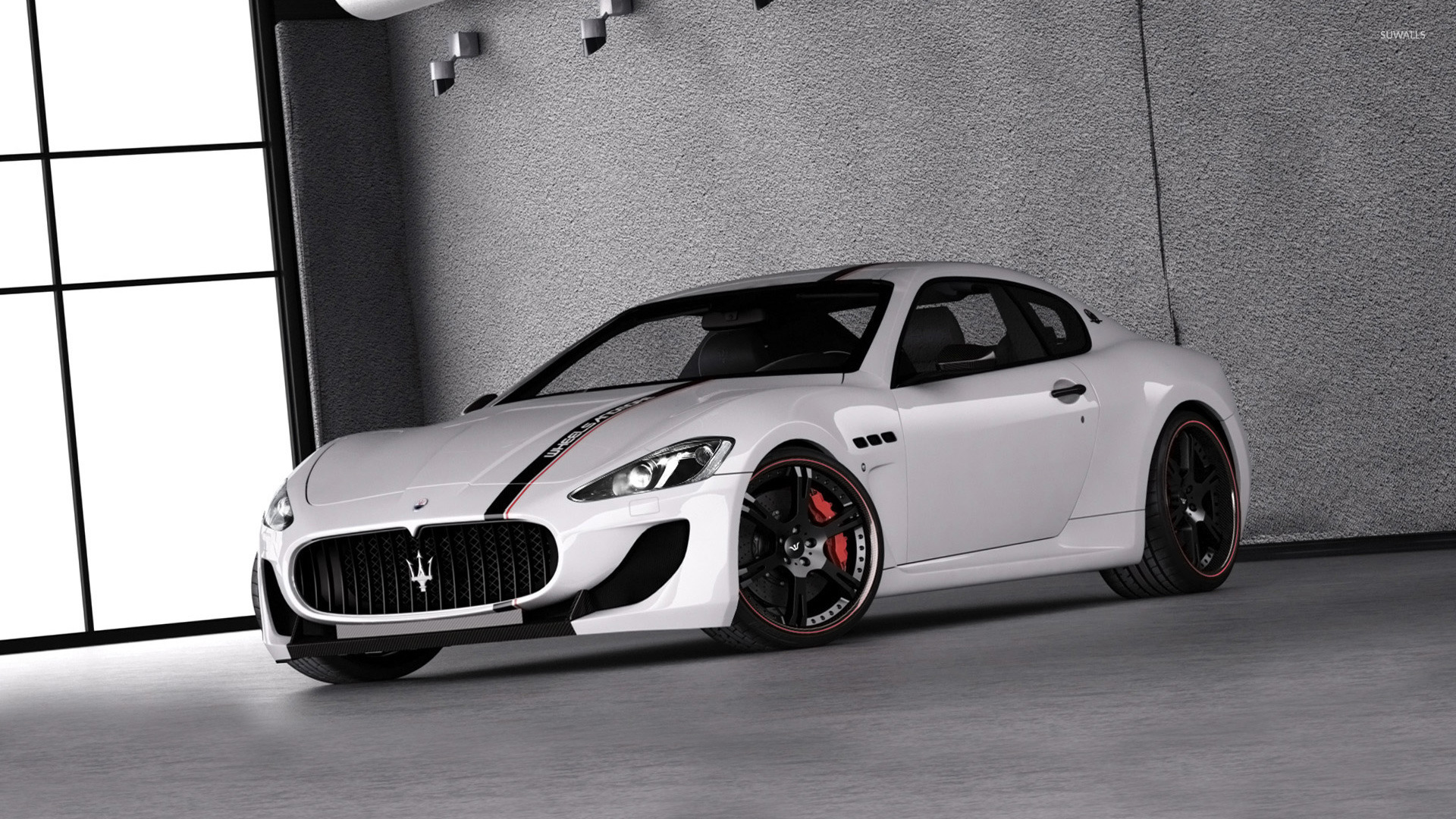 2013 wheelsandmore maserati granturismo 2 wallpaper