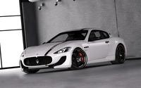 2013 Wheelsandmore Maserati GranTurismo [2] wallpaper 1920x1080 jpg