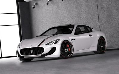 2013 Wheelsandmore Maserati GranTurismo [2] wallpaper