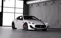 2013 Wheelsandmore Maserati GranTurismo wallpaper 1920x1080 jpg