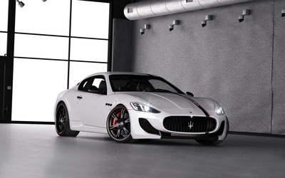 2013 Wheelsandmore Maserati GranTurismo wallpaper