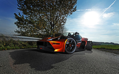 2013 Wimmer KTM X-Bow GT [2] wallpaper
