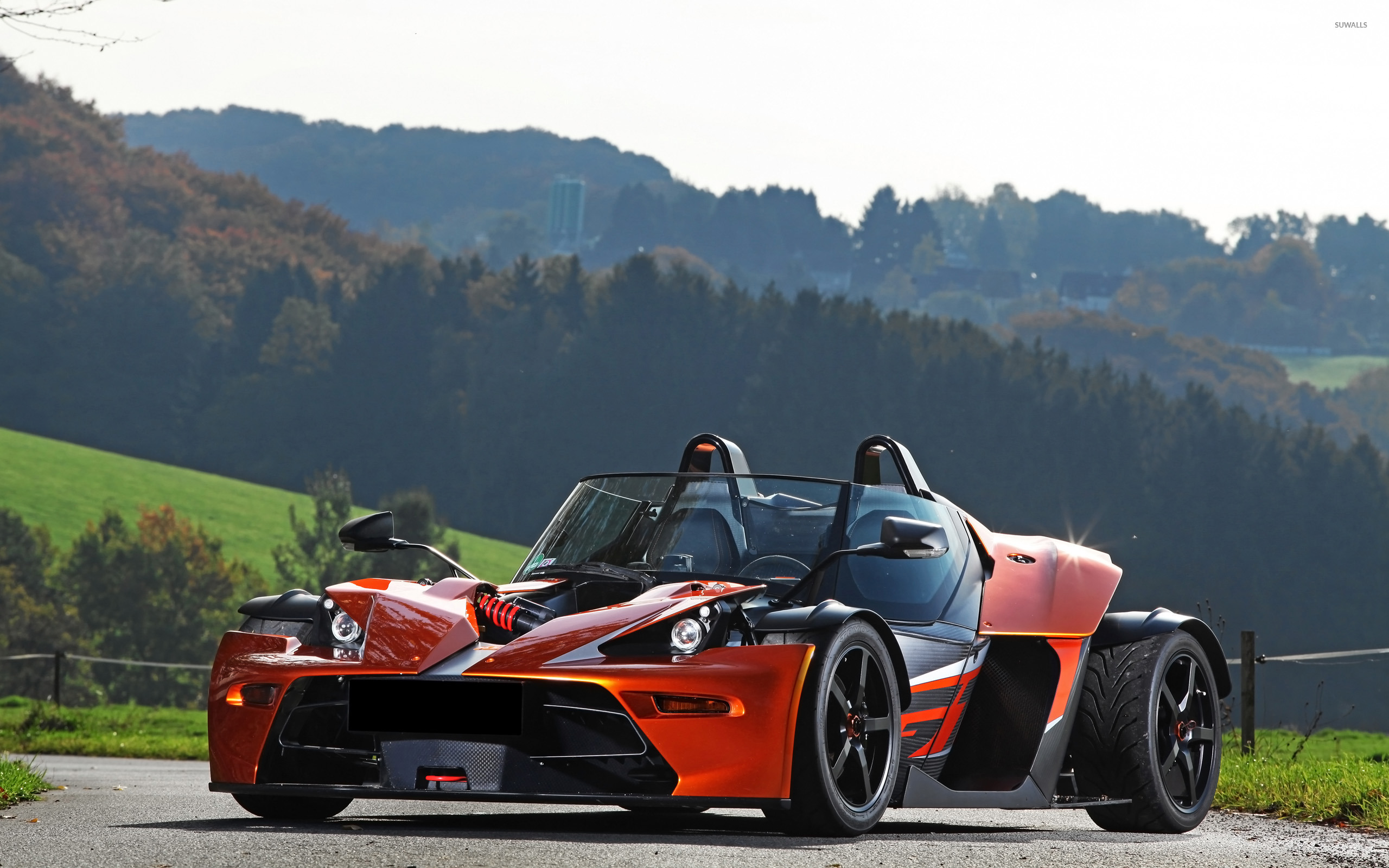 2013 Wimmer KTM X Bow GT Wallpaper